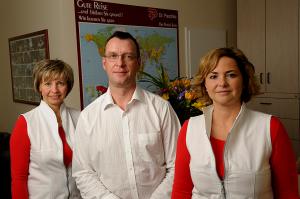 Beatrix Springer  / Dr. Thomas Paschke  /    Sabine Friedrich